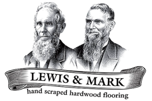 Массивная доска Lewis & Mark