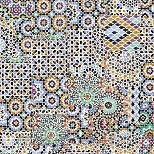 Falquon Quadraic Q001 Mosaic