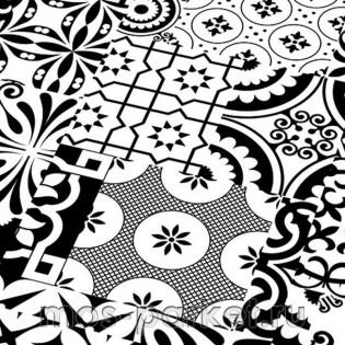Falquon Quadraic Q002 Black&White
