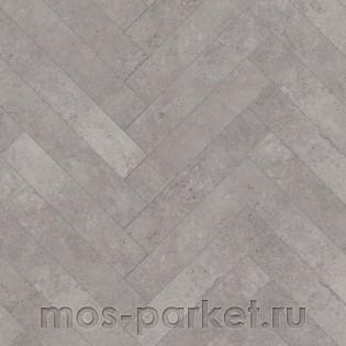 Kronotex Herringbone D 4739 Цемент Пезаро