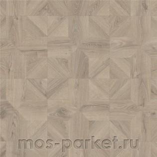 Quick-Step Impressive Patterns IPA4141 Дуб серый теплый брашированный