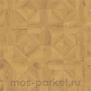 Quick-Step Impressive Patterns IPA4143 Дуб природный бежевый брашированный
