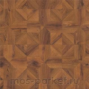 Quick-Step Impressive Patterns IPA4144 Дуб медный брашированный