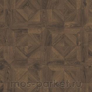 Quick-Step Impressive Patterns IPA4145 Дуб кофейный брашированный