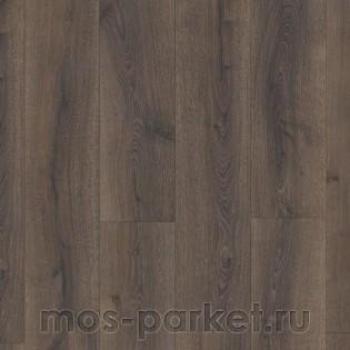 Quick-Step Majestic MJ3553 Дуб пустынный шлифованный тёмно-коричневый
