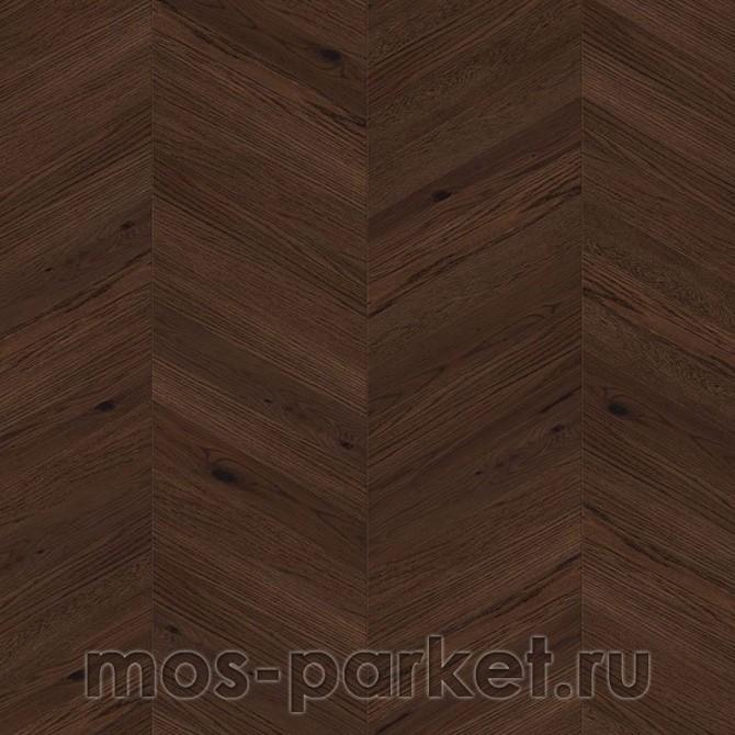 Французская елка Coswick Chevron 1123-3217 Дуб Молочный Шоколад 60°
