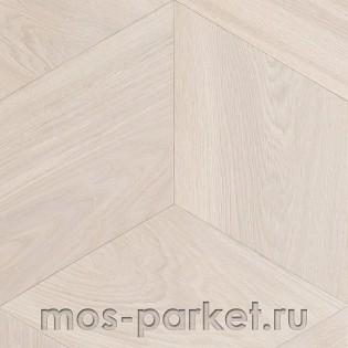 Coswick Parquetry Tile Дуб Белый Иней