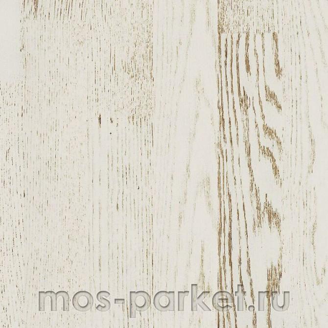 Паркетная доска Karelia Light Дуб Shoreline White 3S