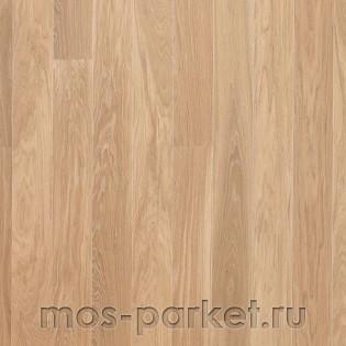 Polarwood Space Дуб Premium 138 Mercury White Oiled