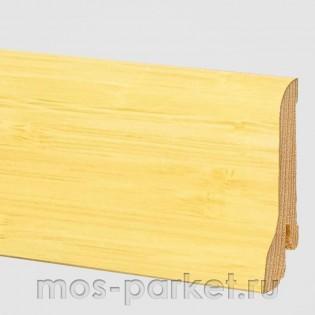 Плинтус Pedross Бамбук светлый 60×22 мм