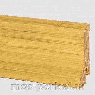 Плинтус Pedross Бамбук тёмный 60×22 мм