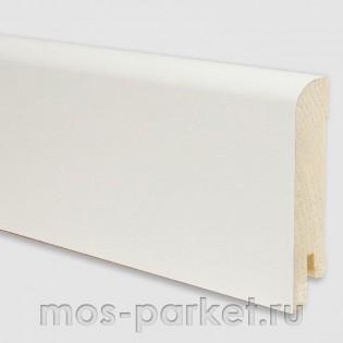 Плинтус Pedross Белый гладкий 70x15 мм