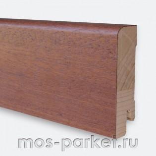 Плинтус Tarkett Африканский Махагони 60×16 мм