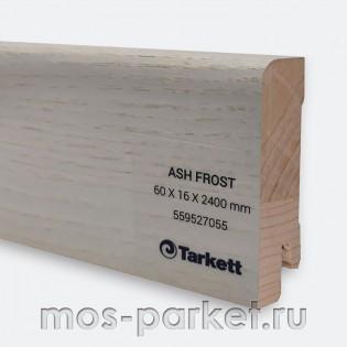 Плинтус Tarkett Ясень Фрост 60×16 мм
