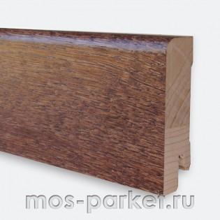 Плинтус Tarkett Мербау-Акация 60×16 мм