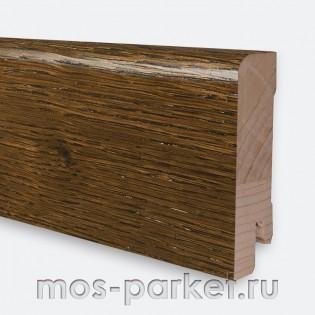 Плинтус Tarkett Дуб Какао 60×16 мм