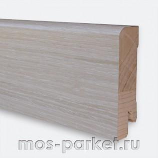 Плинтус Tarkett Дуб Айвори 60×16/23 мм