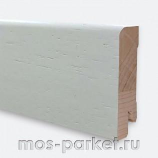 Плинтус Tarkett Белый снег 60×16 мм