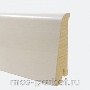 Плинтус Tarkett Art Белая жемчужина 80×20 мм