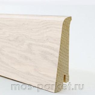 Плинтус Tarkett Ideo Дуб кремовый 80×20 мм