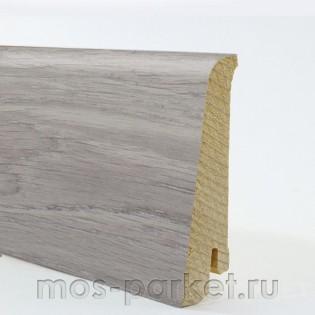 Плинтус Tarkett Ideo Дуб серый 80×20 мм