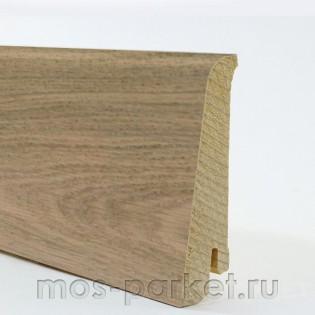 Плинтус Tarkett Ideo Дуб светло-коричневый 80×20 мм