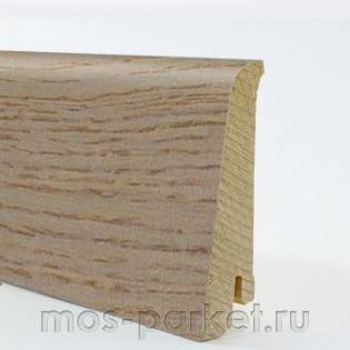 Плинтус Tarkett Ideo Дуб тенистый серый 80×20 мм