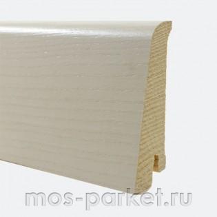 Плинтус Tarkett Tango Ясень белый 80×20 мм