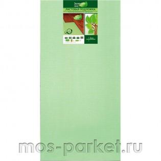 """Подложка Solid """"Зелёный лист"""" 3 мм"""