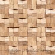 Деревянные стеновые панели Crownwood WP3D1021 Домчик натур