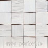 Деревянные стеновые панели Crownwood WP3D1321 Эста белая