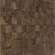 Деревянные стеновые панели Crownwood WP3D2041 Капа венге