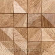Деревянные стеновые панели Crownwood WP3DA020 Аравия натур