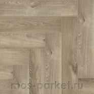 Замковый виниловый пол Alpine Floor Parquet Light ЕСО 13-5 Дуб натуральный отбеленный