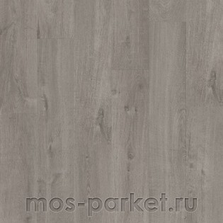 Quick-Step Alpha Vinyl Medium Planks AVMP40202 Дуб хлопковый тёмно-серый