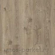 Клеевой виниловый пол Quick-Step Balance Glue Plus BAGP40026 Дуб Коттедж серо-коричневый