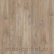Замковый виниловый пол Quick-Step Balance Click BACL40127 Дуб Каньон коричневый